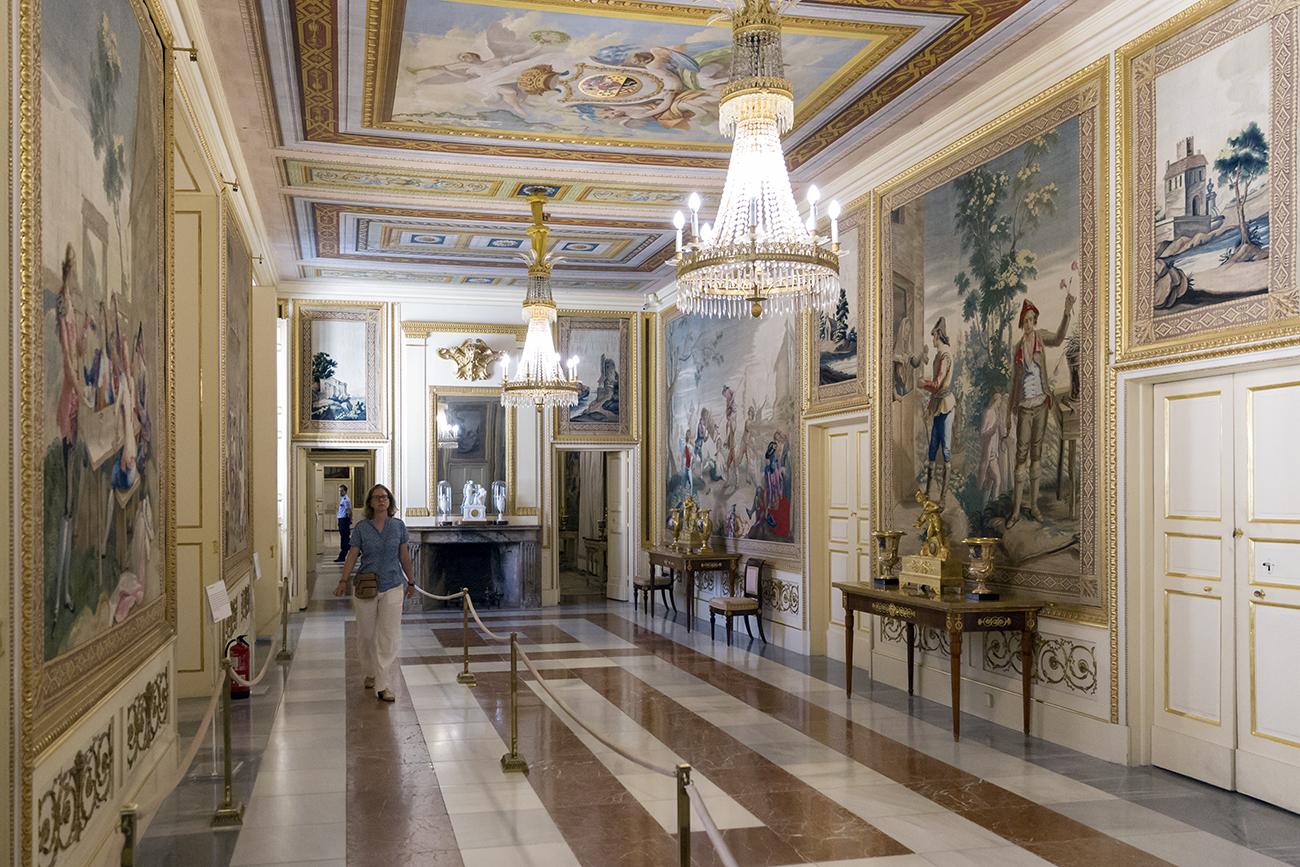El arte en la corte de Carlos III